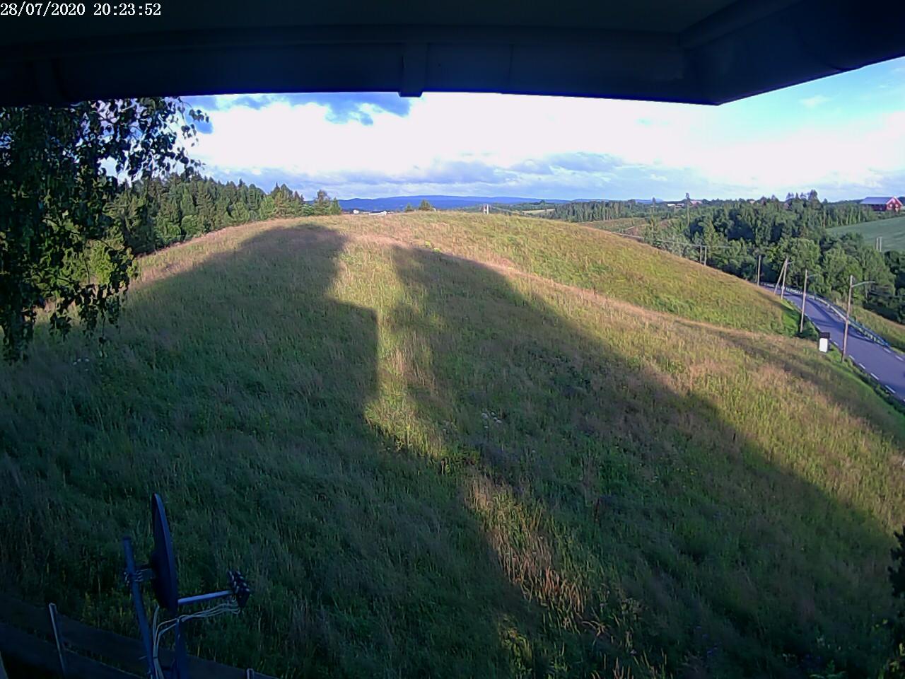 Webcam Kirkebygda, Enebakk, Akershus, Norwegen